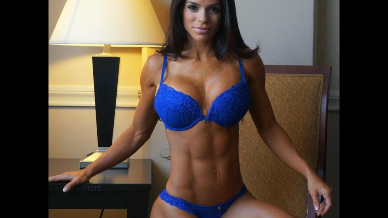 Fitness model porno