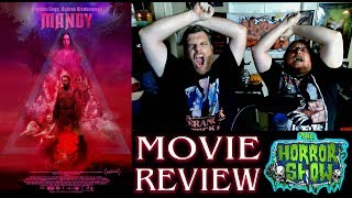 """Mandy"" 2018 Nicholas Cage Horror Movie Review - The Horror Show"
