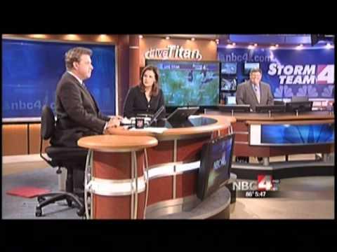 NBC4 Reporter Fail - Columbus, OH - Better Rack?