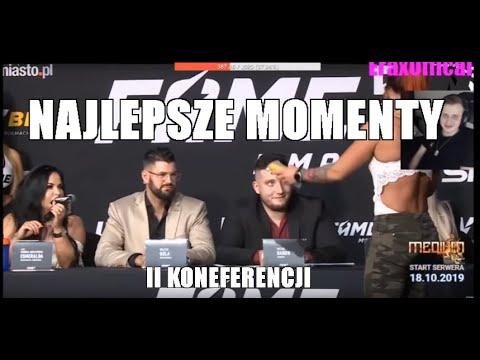 Najlepsze Momenty NITRO  II Konferencja  FAME MMA 5