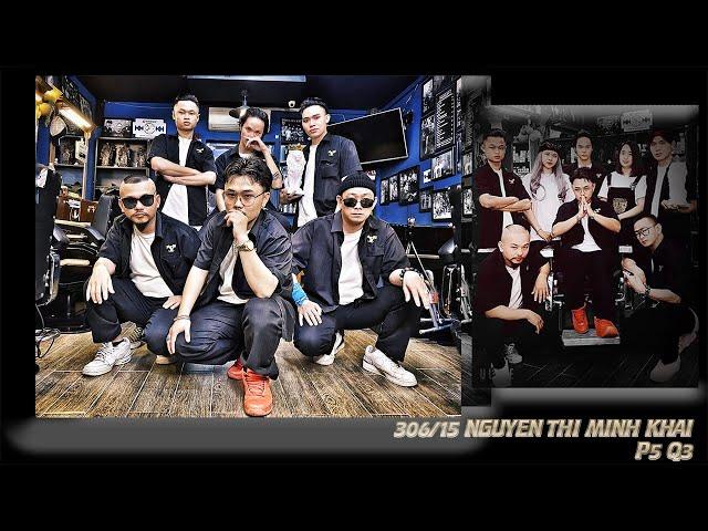 Đời Barber x Tiệm Barber [Part 306/15 Nguyễn Thị Minh Khai phường 5 quận 3 Vu Tri barbershop]
