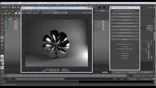 Maya Real Studio 2. Студийная визуализация.