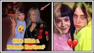 Billie Eilish and Melanie Martinez hate each other? 💔 Why?