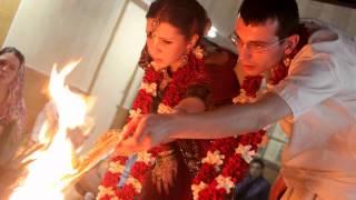Виваха-ягья (Ведическая свадьба). Венчание по ведам
