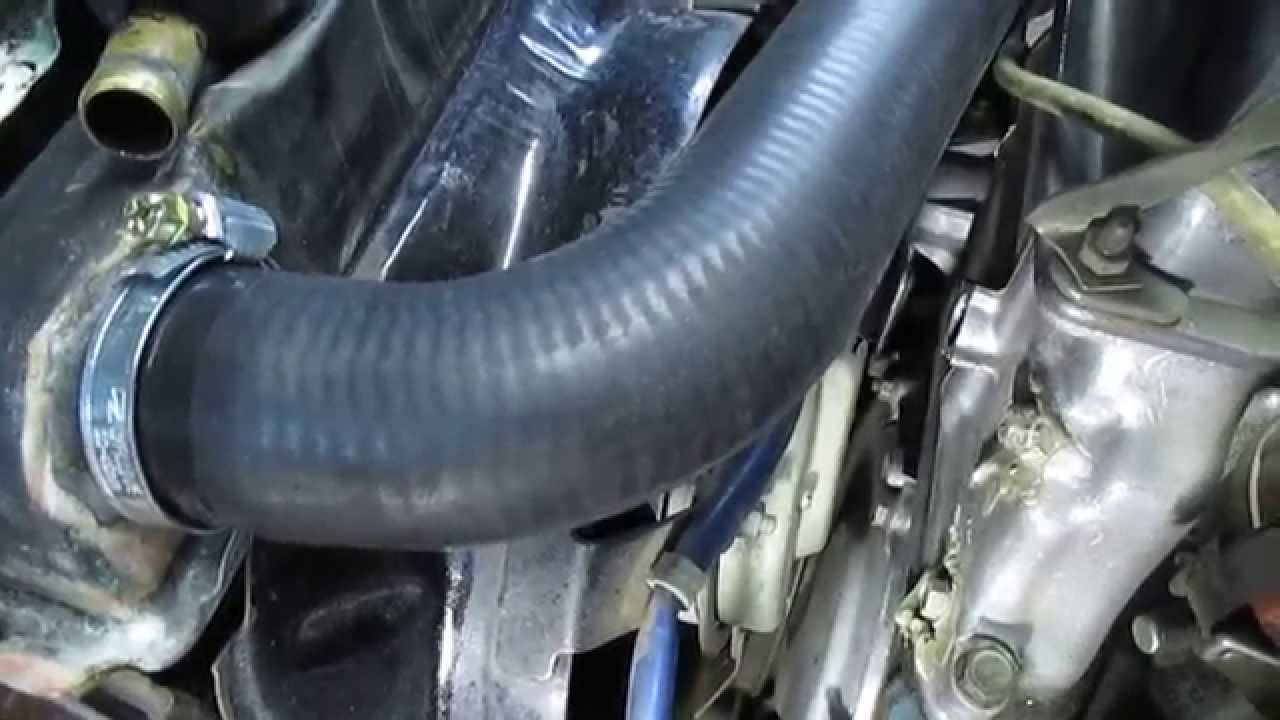 Силиконовый патрубок системы охлаждения - YouTube