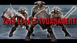 Rune Halls of Valhalla: Legacy Tournament 2018 - Highlights