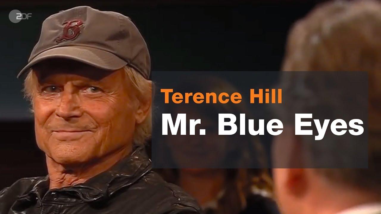 Terence Hill Sorgte In All Seinen Filmen Für Blaue Augen