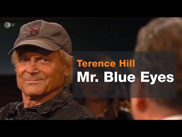 Terence Hill sorgte in all seinen Filmen für blaue Augen   Markus Lanz  22.08.2018   ZDF