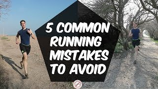 How to improve your running 5 common mistakes to avoid