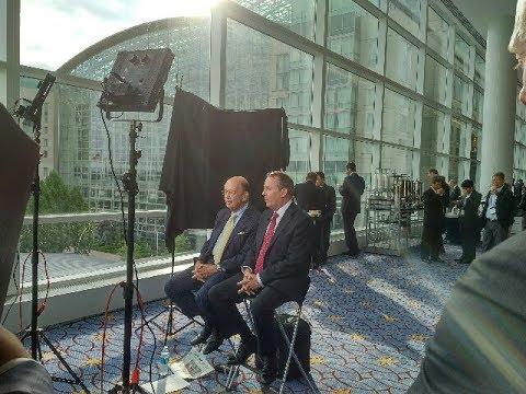 Capitol Intel with US Commerce Secretary at SelectUSA Summit at National Harbor, PG