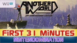 WiiU - Another World (20th Anniversary Edition) - First 31 Minutes
