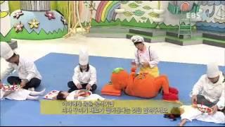 방귀대장 뿡뿡이 - Farting King Pung Pung_맛있는 피자 놀이_#002