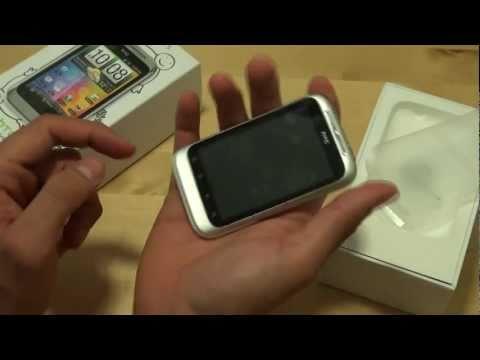 HTC Wildfire S Test Erster Eindruck