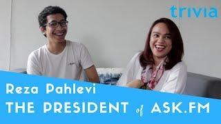 Reza Pahlevi: The President of Ask.fm
