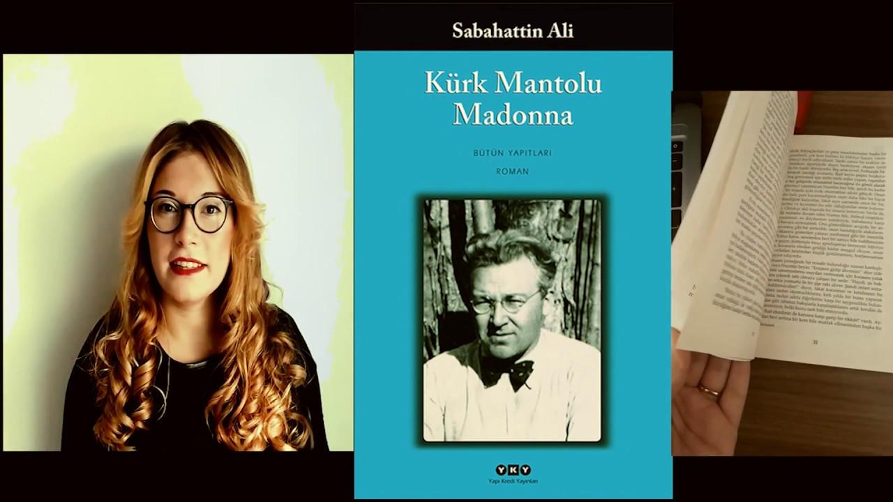 Kürk Mantolu Madonna Kitap özeti Ve Detaylı Inceleme Youtube