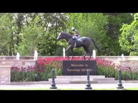 Sightseeing and Tourism: Saratoga Springs, NY Trailer
