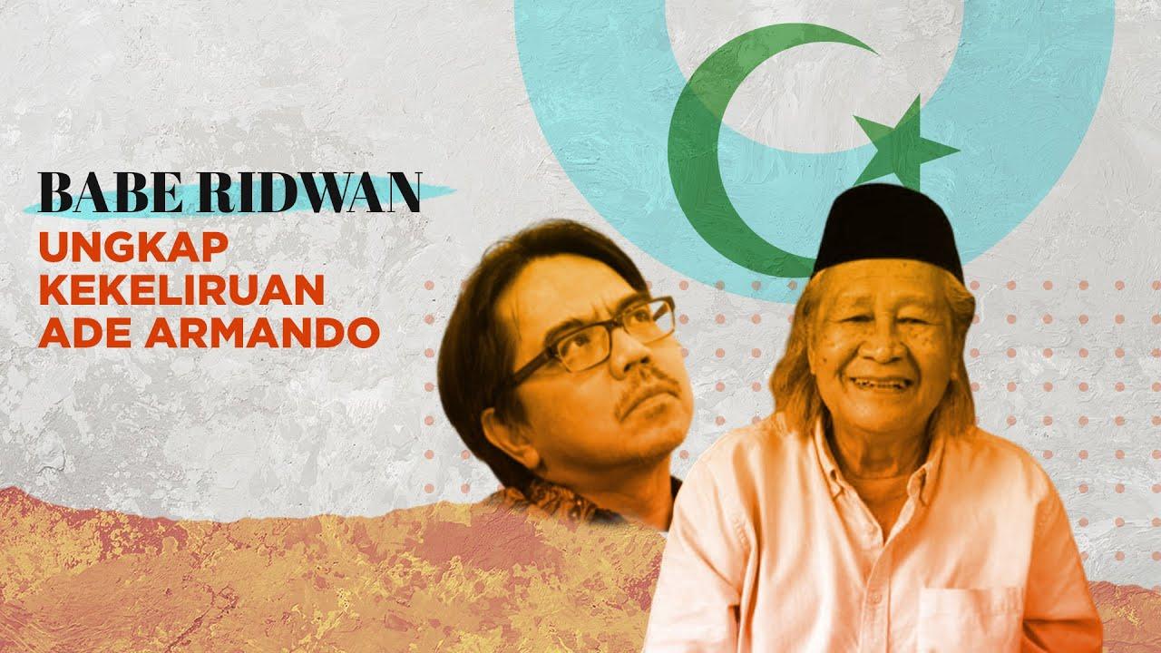 Kabar Politik #34 Ridwan Saidi: Penggelapan Sejarah Islam di Indonesia