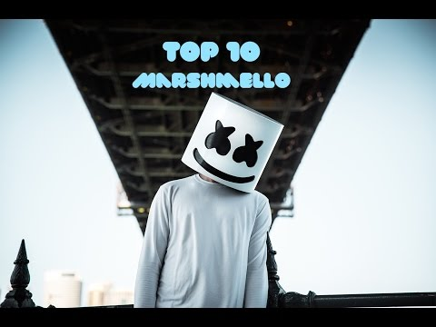 Top 10 Marshmello Songs (Download Links)