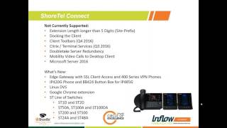What are the System Requirements for ShoreTel Connect?