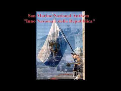 National Anthem of San Marino (Inno Nazionale della Repubblica)