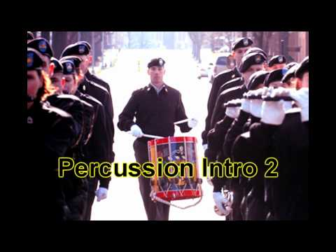 Royalty Free Intro Music #20 (Percussion Intro 2) Cadence/Drum/Percussion