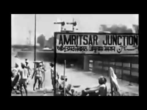 Amritsar Darbar Sahib Rare and Old Video 1915