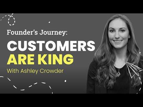 Customers are King | Ashley Crowder at Vntana
