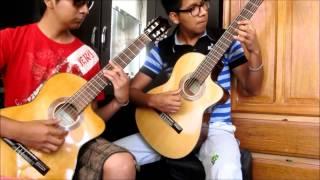 Cover Darte un beso de Prince Royce en Guitarra acustica. Cómo tocar ...