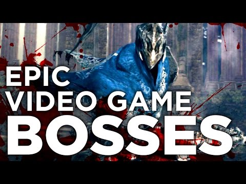 10 Epic Video Game Bosses