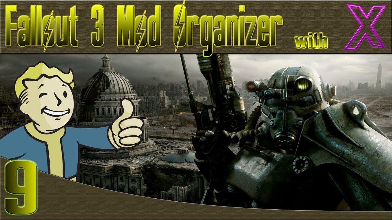 Fallout 4: Weapon Showcases: Fallout 3 Gatling Laser (Mod