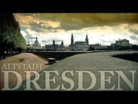 DRESDEN ALTSTADT: City Of History