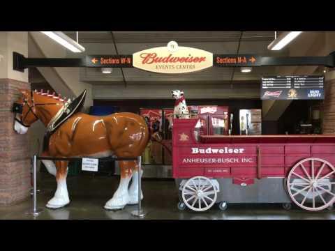 Arenas of the ECHL: Budweiser Event Center - Loveland, CO