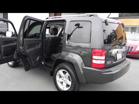 2011 jeep liberty limited edition sport utility 4d colma ca cp129 youtube. Black Bedroom Furniture Sets. Home Design Ideas