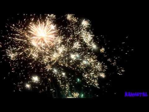 Tagum City Fireworks 2013