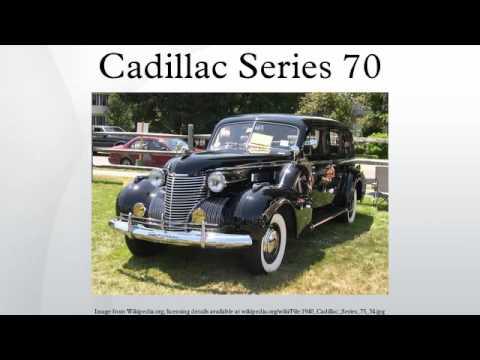 Cadillac Series 70