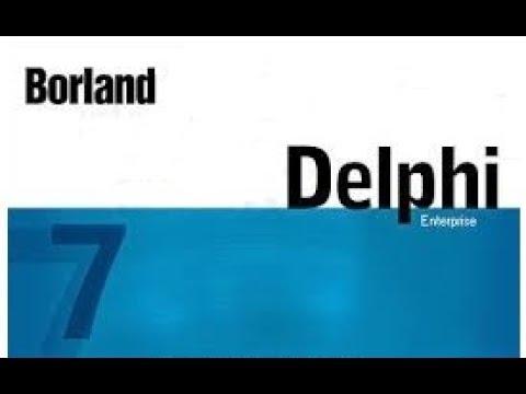 скачать delphi 7 для windows 8