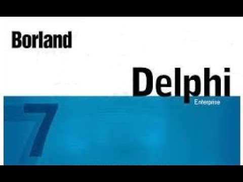 free download delphi 7 for windows 7 64 bit