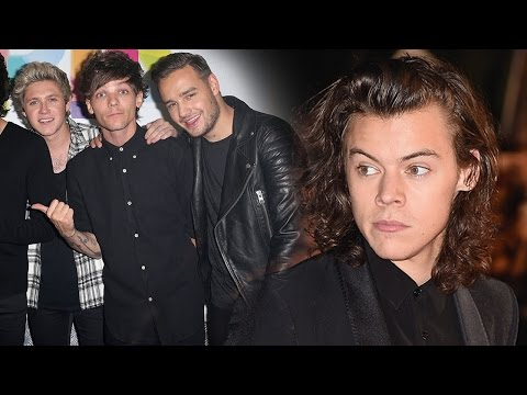 Harry Styles Leaving One Direction Now TOO!?!?