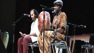 Kurai Mubaiwa & Curtis Andrews at 2011 Zimfest