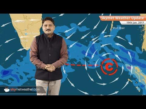 Weather Forecast for Jan 19: Fog in UP, Bihar; Snow in Kashmir, Himachal
