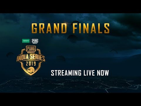 Oppo X PUBG Mobile India Series&#; - Grand Finals
