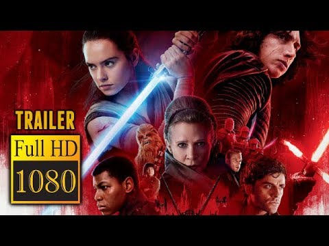 🎥 STAR WARS: THE LAST JEDI (2017) | Full Movie Trailer | Full HD | 1080p