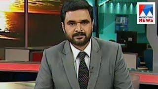 സന്ധ്യാ വാർത്ത | 6 P M News | News Anchor - Ayyappadas | September 22, 2017  | Manorama News