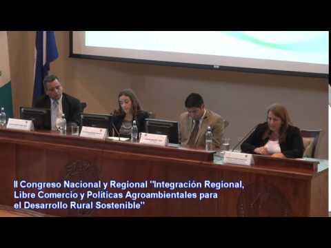 II Congreso Nacional y Regional sobre Políticas Agroambientales. M.Sc. Vanessa Fisher González