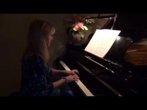 Billy Joel - Invention In C Minor, Op  6