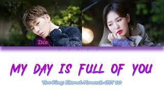 Gambar cover 1 Hour ✗ Zico x Wendy - My Day Is Full Of You (지코 웬디 나의 하루는 다 너로 가득해 가사)