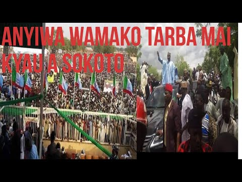 APC Ta Kunyata PDP yau a Sokoto yadda aka karbi Wamako