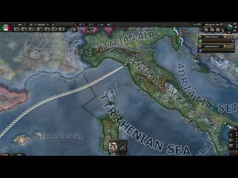 Hearts of Iron 4 Vanilla+ Garrusszal - Szerencsétlenek Hidegháborúja - 1. rész