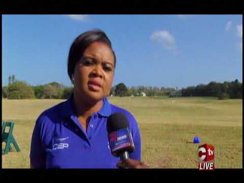 Prime Minister's Charity Golf Classic Event In Tobago