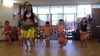 Raiatea's First Tahitian Perform